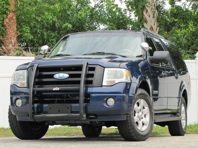 2008 Ford Expedition EL for sale at Copcarsonline in Largo FL