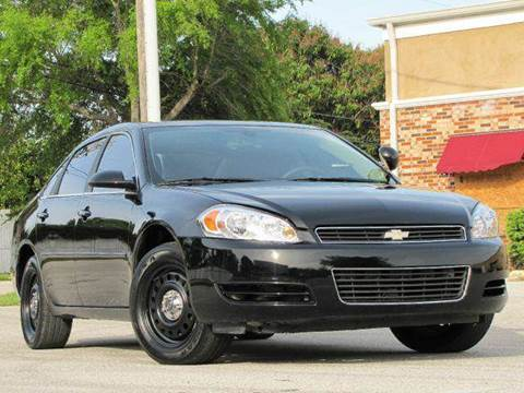 2006 Chevrolet Impala for sale at Copcarsonline in Largo FL