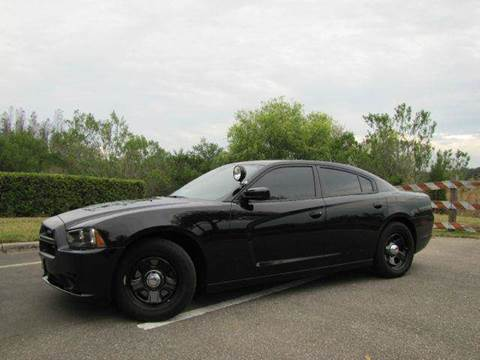 2011 Dodge Charger for sale at Copcarsonline in Largo FL