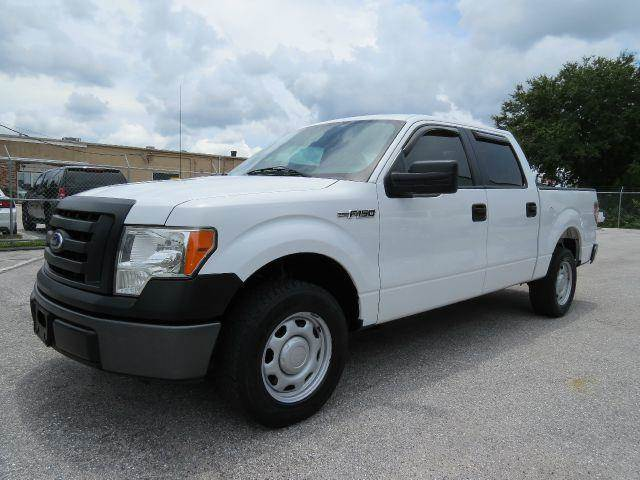 2010 Ford F-150 for sale at Copcarsonline in Largo FL