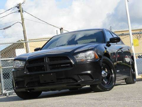 2012 Dodge Charger for sale at Copcarsonline in Largo FL