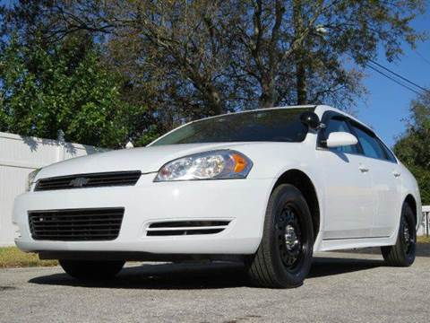 2010 Chevrolet Impala for sale at Copcarsonline in Largo FL