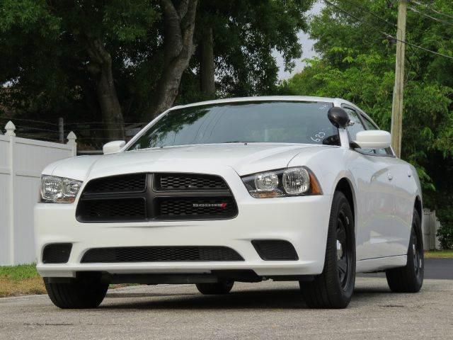 2014 Dodge Charger Police 4dr Sedan In Largo FL - Copcarsonline