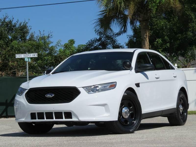 2014 Ford Taurus for sale at Copcarsonline in Largo FL