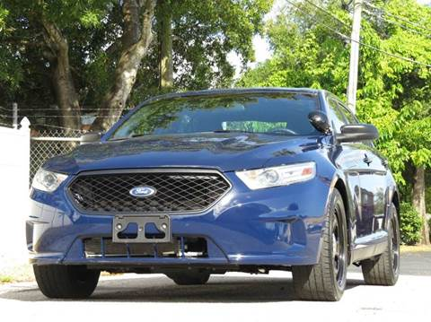 2013 Ford Taurus for sale at Copcarsonline in Largo FL