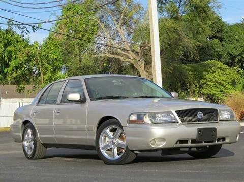 2004 Mercury Marauder for sale at Copcarsonline in Largo FL