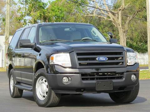 2011 Ford Expedition for sale at Copcarsonline in Largo FL