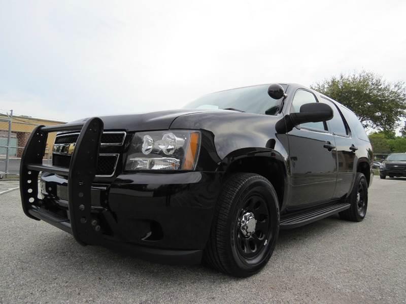 2010 Chevrolet Tahoe for sale at Copcarsonline in Largo FL