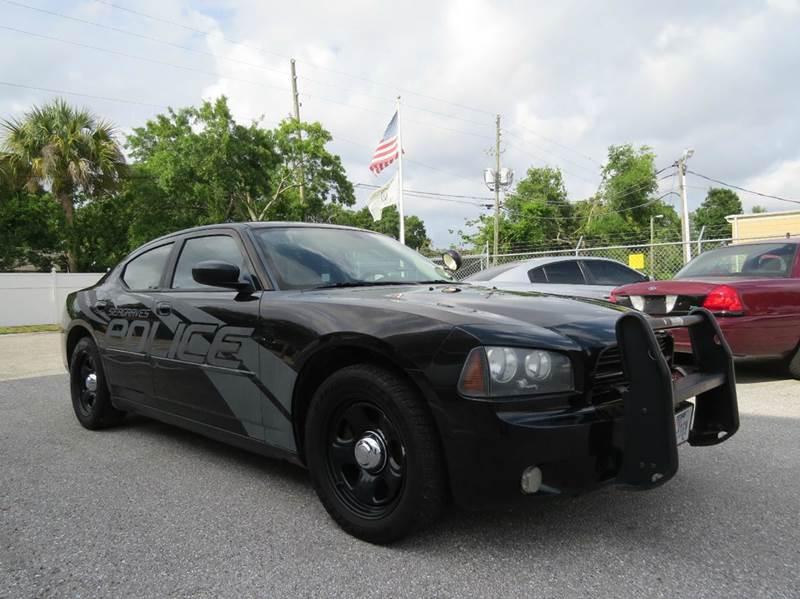 2010 Dodge Charger Police 4dr Sedan In Largo Fl Copcarsonline