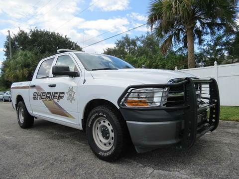 2011 Dodge Ram Pickup 1500 for sale at Copcarsonline in Largo FL