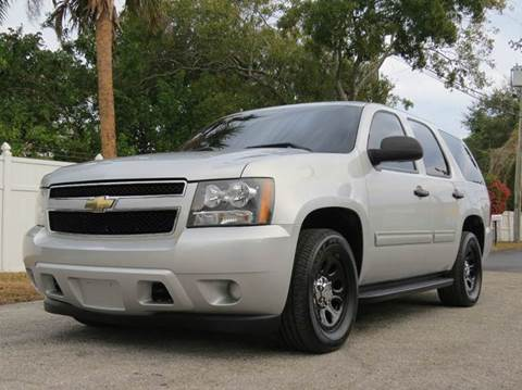 2010 Chevrolet Tahoe for sale at Copcarsonline in Largo FL