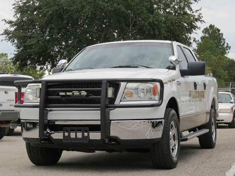 2006 Ford F-150 for sale at Copcarsonline in Largo FL