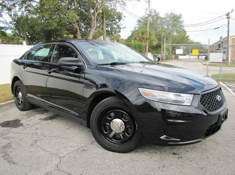 2014 Ford Taurus for sale at Copcarsonline in Largo FL