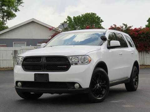 2013 Dodge Durango for sale at Copcarsonline in Largo FL