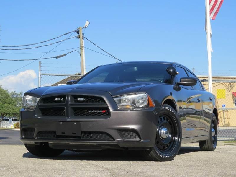 2014 Dodge Charger Police AWD 4dr Sedan In Largo FL - Copcarsonline