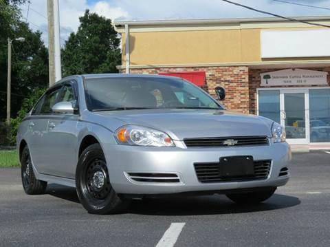 2009 Chevrolet Impala for sale at Copcarsonline in Largo FL