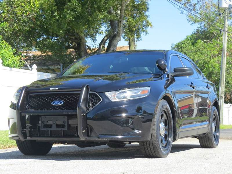 2016 Ford Taurus for sale at Copcarsonline in Largo FL