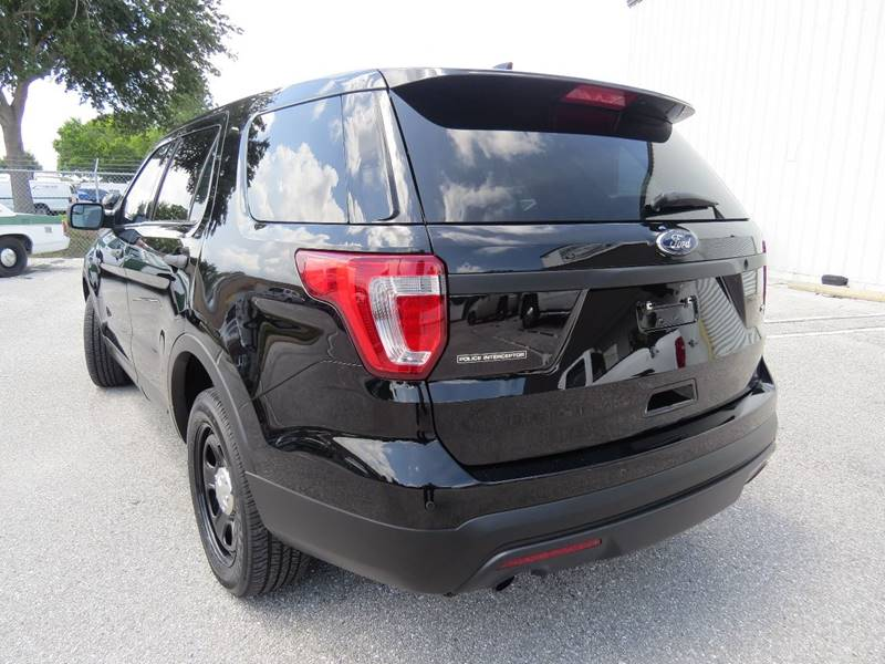 2016 ford explorer awd police interceptor 4dr suv in largo fl copcarsonline. Black Bedroom Furniture Sets. Home Design Ideas