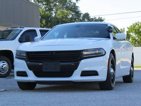 2016 Dodge Charger for sale at Copcarsonline in Largo FL