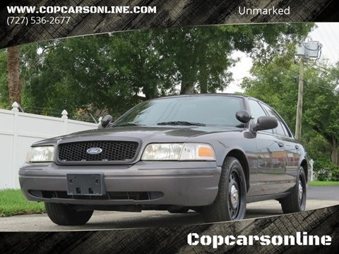 Used Cop Cars For Sale >> Used Police Vehicles Ex Cop Cars For Sale Copcarsonline