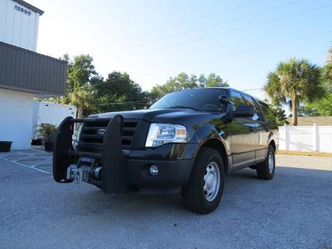2012 Ford Expedition for sale at Copcarsonline in Largo FL