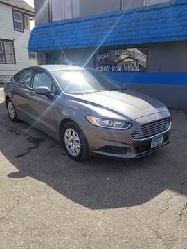 2014 Ford Fusion for sale in Rochester, MN