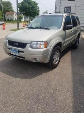2004 Ford Escape for sale in Rochester, MN