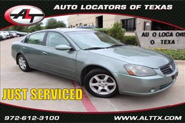 2006 Nissan Altima for sale in Plano, TX