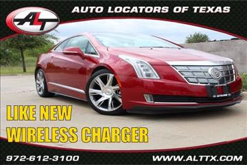 2014 Cadillac ELR for sale in Plano, TX