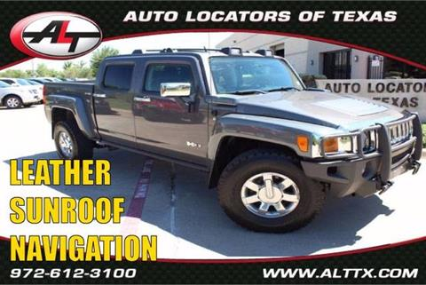 2009 HUMMER H3T for sale in Plano, TX