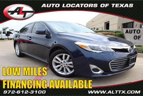 2015 Toyota Avalon for sale in Plano, TX