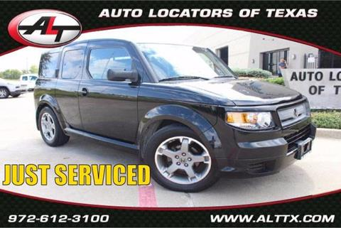 2007 Honda Element for sale in Plano, TX