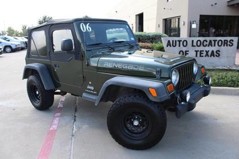 2006 Jeep Wrangler for sale in Plano, TX