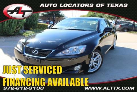 2007 Lexus IS 350 for sale in Plano, TX