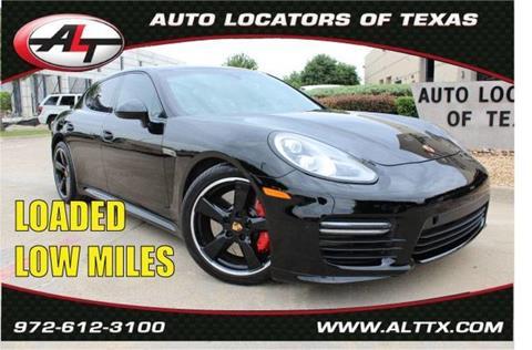 2016 Porsche Panamera for sale in Plano, TX
