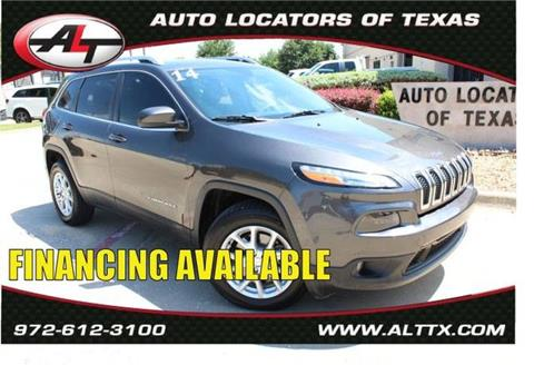 2014 Jeep Cherokee for sale in Plano, TX