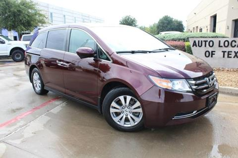 2014 Honda Odyssey for sale in Plano, TX