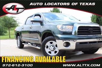 2008 Toyota Tundra for sale in Plano, TX