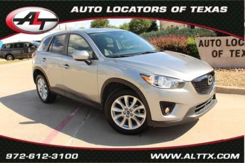 2013 Mazda CX-5 for sale at AUTO LOCATORS OF TEXAS in Plano TX