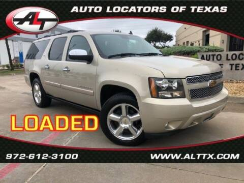 2007 Chevrolet Suburban for sale at AUTO LOCATORS OF TEXAS in Plano TX