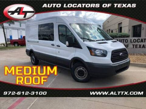 2015 Ford Transit Cargo for sale at AUTO LOCATORS OF TEXAS in Plano TX