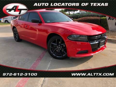 2019 Dodge Charger for sale at AUTO LOCATORS OF TEXAS in Plano TX