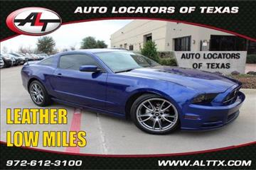 2014 Ford Mustang for sale in Plano, TX