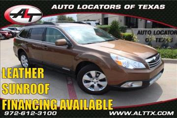 2011 Subaru Outback for sale in Plano, TX