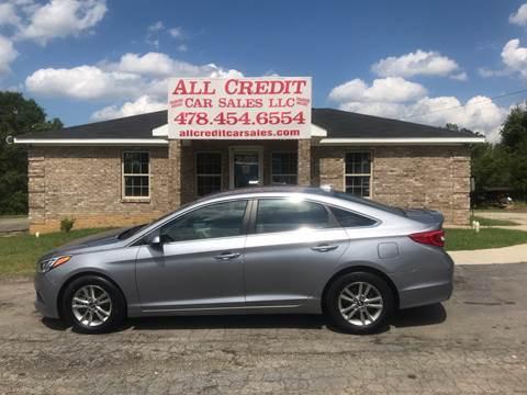 2016 Hyundai Sonata for sale in Milledgeville, GA