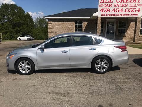2013 Nissan Altima for sale in Milledgeville, GA