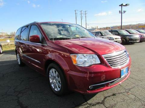 2015 Chrysler Town and Country for sale in Woodbridge, VA