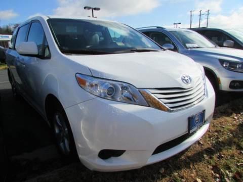 2015 Toyota Sienna for sale in Woodbridge, VA