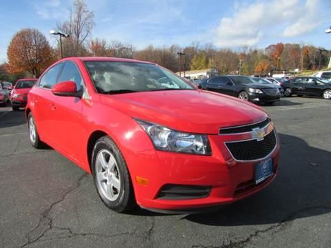 2014 Chevrolet Cruze for sale in Woodbridge, VA