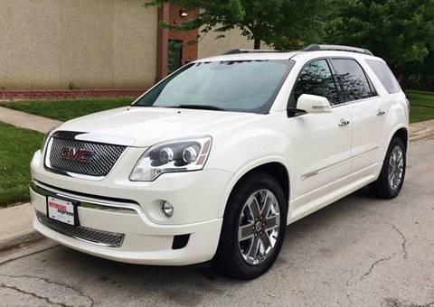 2011 GMC Acadia for sale in Alsip, IL